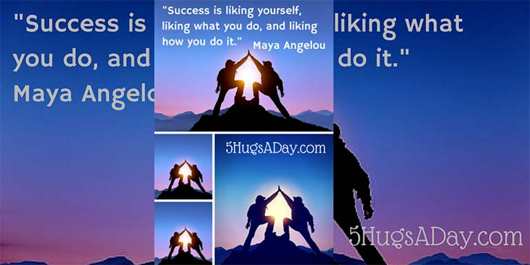 What If Everything You Know About Success is Wrong? via @5hugsaday | 5HugsADay.com