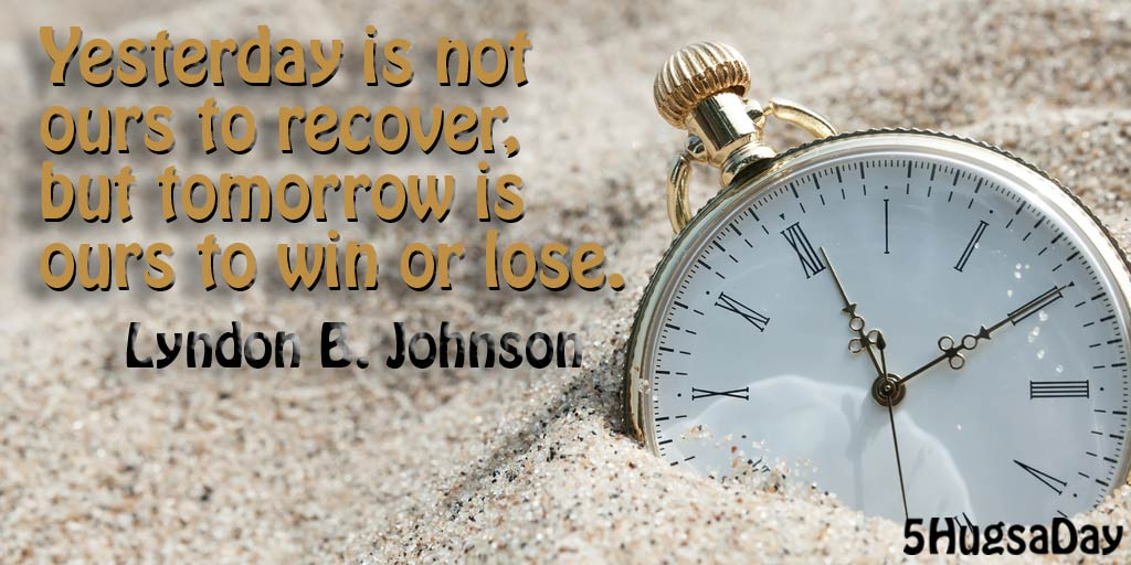 Yesterday is Not Ours to Recover post image